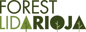 Logotipo Forest LidaRioja